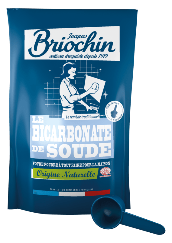 Bicarbonate de soude les gammes jacques briochin for Detartrage bicarbonate de soude