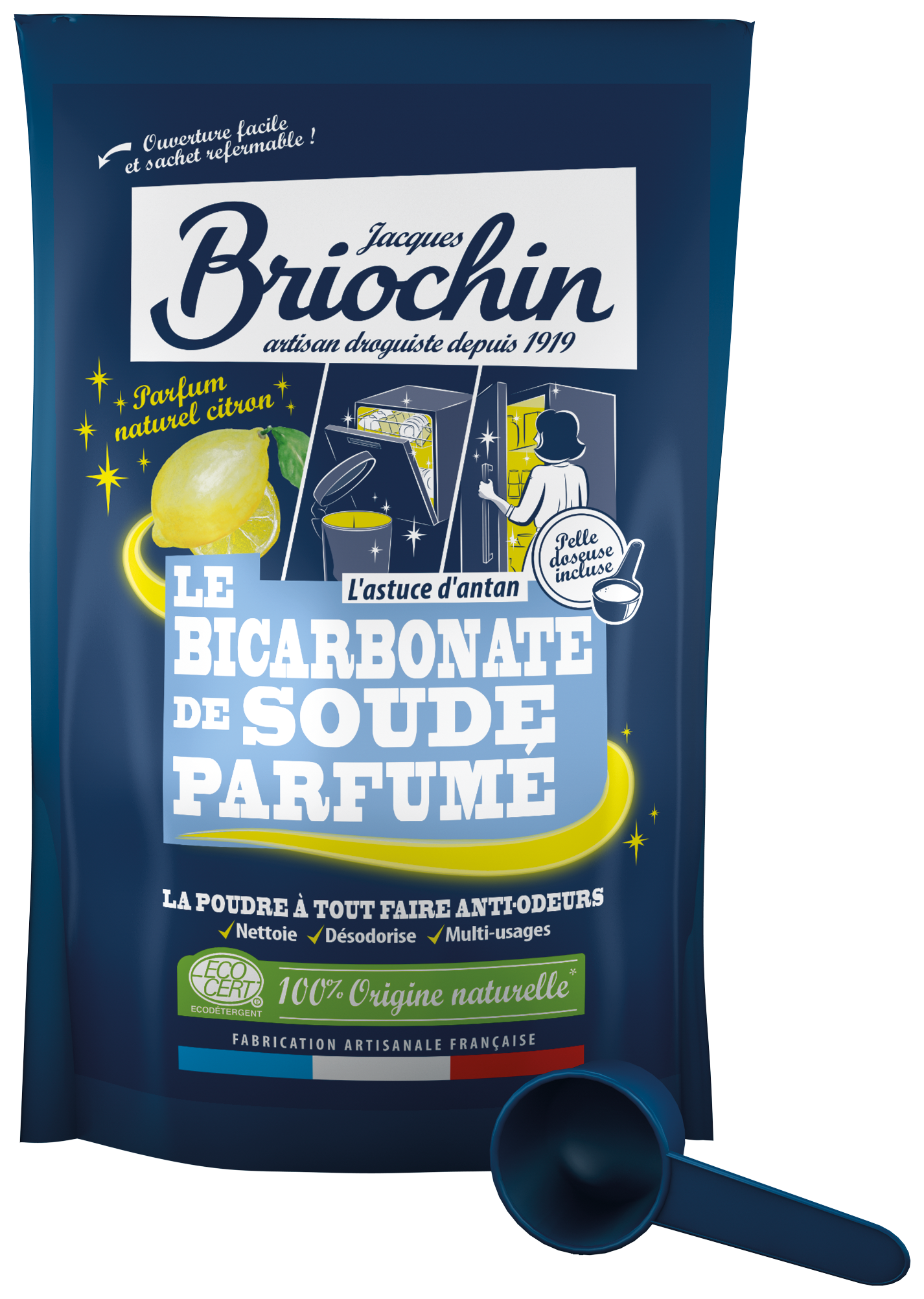 Nettoyer Le Lave Linge Au Bicarbonate bicarbonate de soude parfumé