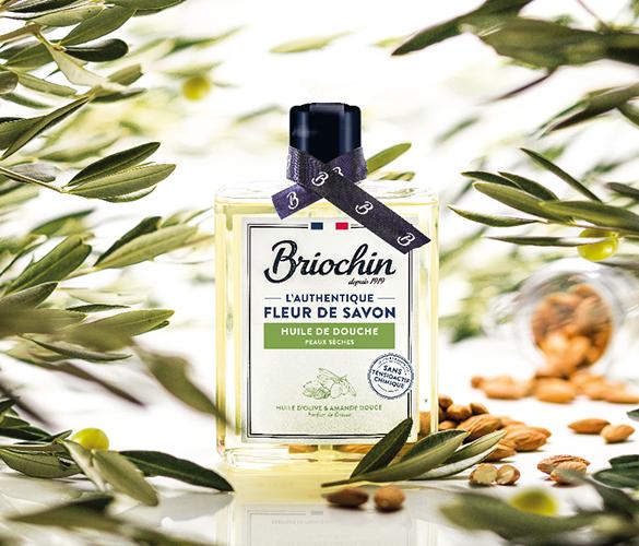 fleur de savon pour la douche huile d 39 olive et amande douce. Black Bedroom Furniture Sets. Home Design Ideas
