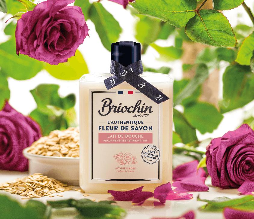 fleur de savon briochin
