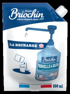 Recharge liquide vaisselle et main - Porte eponge et produit vaisselle ...